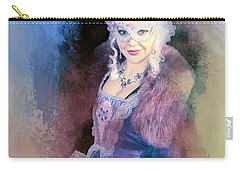 Carry-all Pouch featuring the photograph Che Bellezza by Jack Torcello