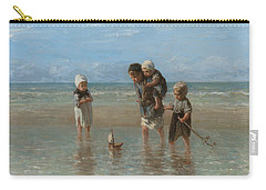 Children Of The Sea Carry-all Pouch