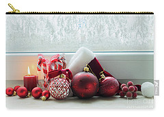 Christmas Windowsill Carry-all Pouch