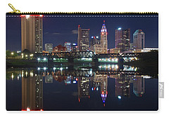 Columbus Ohio Carry-all Pouch by Frozen in Time Fine Art Photography