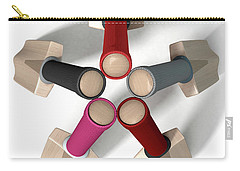Cricket Bat Circle Carry-all Pouch