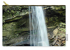 Cucumber Falls Pennsylvania Carry-all Pouch