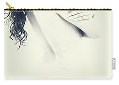 Curves Carry-all Pouch by Kiran Joshi