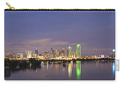 Dallas Skyline Twilight Carry-all Pouch