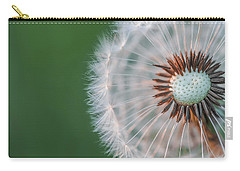 Dandelion Carry-all Pouch by Bess Hamiti
