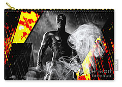 Daredevil Collection Carry-all Pouch by Marvin Blaine