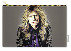 David Coverdale 1 Carry-all Pouch