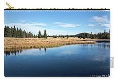Dead Pond Carry-all Pouch by Michal Boubin