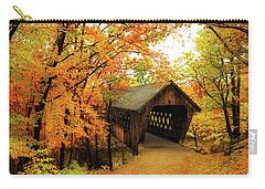 Edna Dean Proctor Bridge Carry-all Pouch