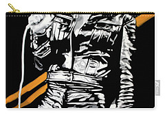 Elvis Carry-all Pouch by Luis Ludzska