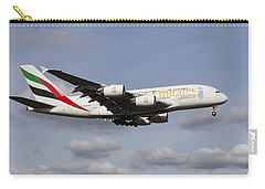 Emirates A380 Airbus Carry-all Pouch