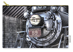 Engine 89 In Shed Carry-all Pouch