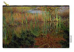 Fall Reflections Carry-all Pouch by Skip Willits