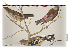 Finches Carry-all Pouch