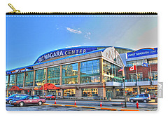 First Niagara Center Carry-all Pouch by Michael Frank Jr
