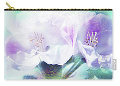 Flowering Carry-all Pouch