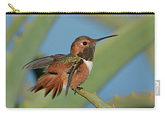 Flutter Carry-all Pouch by Fraida Gutovich