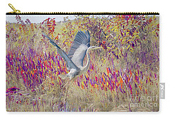 Fly Fly Away Carry-all Pouch by Judy Kay