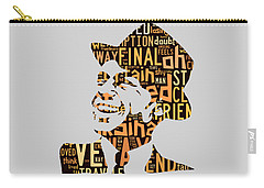 Frank Sinatra I Did It My Way Carry-all Pouch