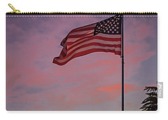 Carry-all Pouch featuring the photograph Freedom by Robert Bales