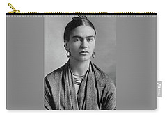 Frida Kahlo Carry-all Pouch by Pg Reproductions