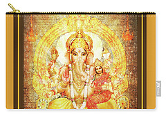 Ganesha Ganapati - Success Carry-all Pouch
