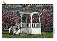 Gazebo In The Park Carry-all Pouch