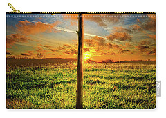 Carry-all Pouch featuring the photograph Good Friday by Phil Koch