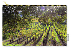 Grapevines In The Fall Carry-all Pouch
