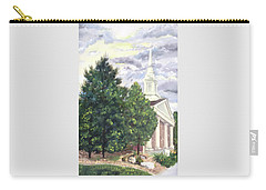 Hale Street Chapel Carry-all Pouch by Jane Autry