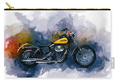 Harley Davidson Carry-all Pouch