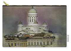 Helsinki Cathedral Carry-all Pouch