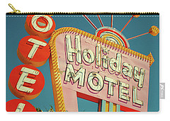 Holiday Motel, Las Vegas Carry-all Pouch