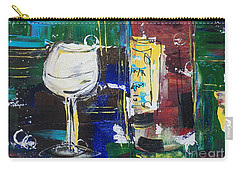 In Vino Veritas. Wine Collection 12 Carry-all Pouch