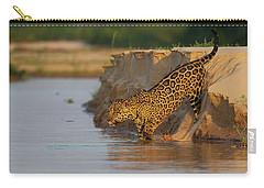 Jaguar Carry-all Pouch