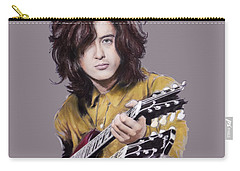 Jimmy Page 1 Carry-all Pouch