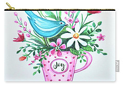 Joy  Carry-all Pouch