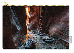 Kanarra Slot Canyon Carry-all Pouch