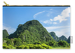 Karst Mountains Scenery Carry-all Pouch