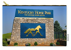 Kentucky Horse Park Carry-all Pouch
