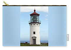 Kilauea Lighthouse On Kauai Carry-all Pouch