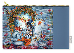 Krishna Carry-all Pouch by Harsh Malik