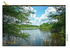 Lake Alice Carry-all Pouch by Louis Ferreira