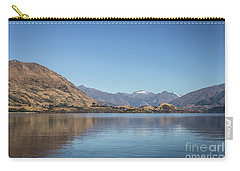 Lake Wanaka In New Zealand Carry-all Pouch