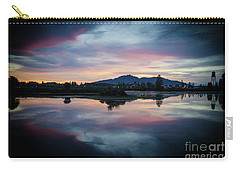 Lebanon Oregon Sunset Carry-all Pouch