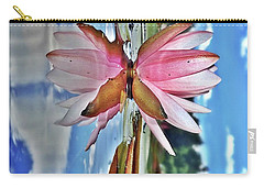Lily Pad Reflection Carry-all Pouch