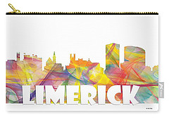 Limerick Ireland Skyline Carry-all Pouch