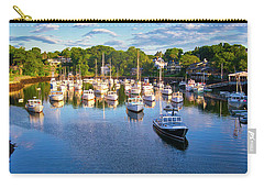 Lobster Boats - Perkins Cove - Maine Carry-all Pouch