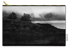 Carry-all Pouch featuring the photograph Loch Arklet by Jeremy Lavender Photography