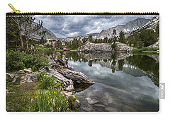 Long Lake Carry-all Pouch by Cat Connor